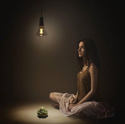 PLUMEN 003 meditazione