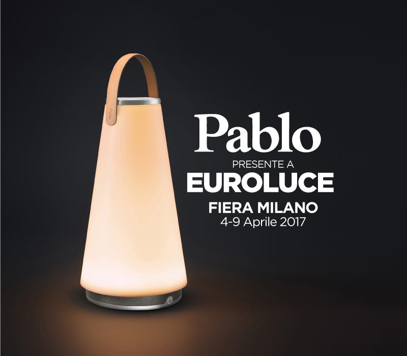 Pablo EUROLUCE 2017