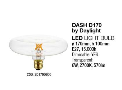 DASH D170 CLEAR